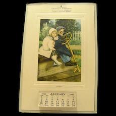 1921 Calendar