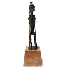 African Bronze Sculpture