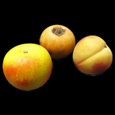 Early Italian Alabaster Stone Fruit