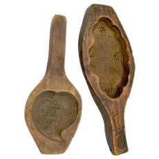 Antique Rice Cake Molds