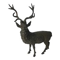 Vienna Bronze Black Forest Stag