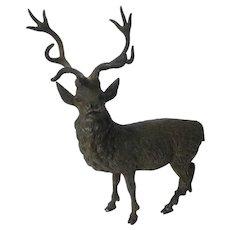 Vienna Bronze Black Forest Stag