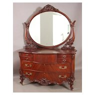 Horner Brothers  mahogany dresser