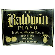 Baldwin Piano Advertisement
