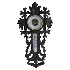 Black Forest  Walter Ritter, Graudenz Barometer