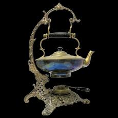 Bradley & Hubbard Teapot