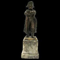 Bronze Napoleon Statue