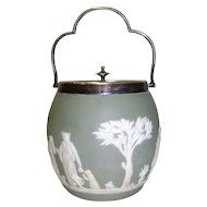 Wedgwood Biscuit Barrel