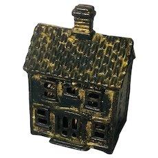 Cast Iron House style Bank