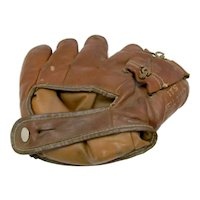 Dave Cook Baseball Glove #2