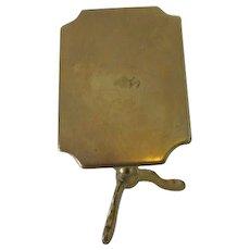 Minature Brass Tilt Table Stand