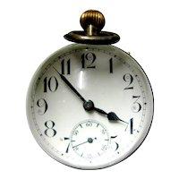 Glassball Clock