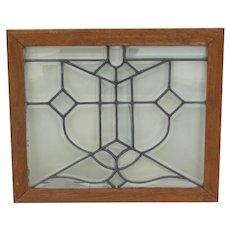 Glass Beveled Window