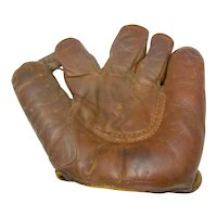 Gripper Pocket Baseball Glove #4