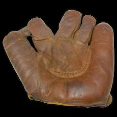 Gripper Pocket Baseball Glove #4