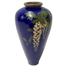 Japanese Cloisonne Miniature Vase