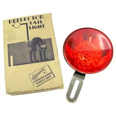 Vintage Kats Eye Tail Light