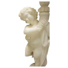 Marble Putti - Cupid