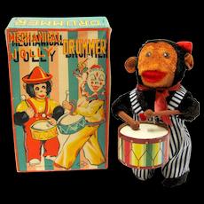 Mechanical Jolly Drummer