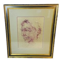 Paul Kotney Colorado Pastel on Paper