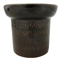 Redwing Pipe Co Salesman Sample