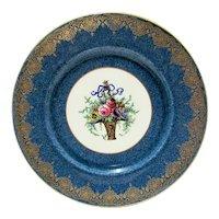 Royal Worcester England Porcelain Mottled Plate 1 of 18 Available