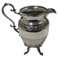 Silverplate  Pitcher