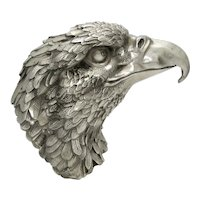Silver Eagle Bust