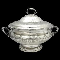 Silver Tureen