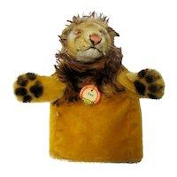 Steiff Leo Hand Puppet