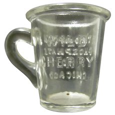 Thompson Phosphate & CO Glass