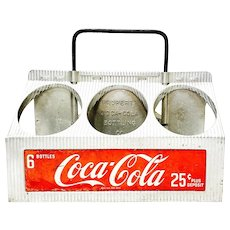 Vintage Coca-Cola Bottle Carrier