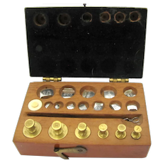 Henry Troemner Scale Weights