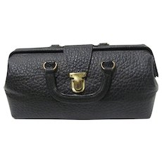 Leather Doctors Bag By Lilly