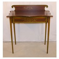 Painted Federal Period Maine Table
