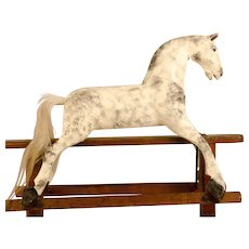 English Style Rocking Horse