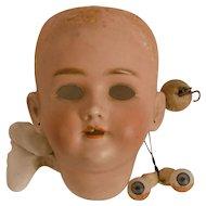 Bisque Doll Head #5