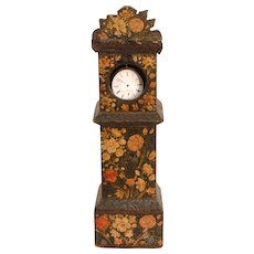 Floral Painted Watch Hutch