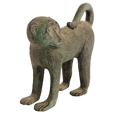 Baboon Figure