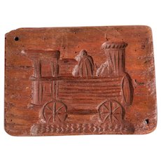 Train Form Maple Sugar Mold