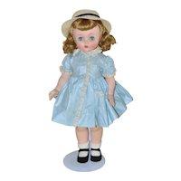 "Madame Alexander 20"" Original 1950s Kelly Doll"