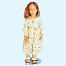 "German 25"" Sigikid Artist Maja Bill LE #3/100 'Sitta' Doll"
