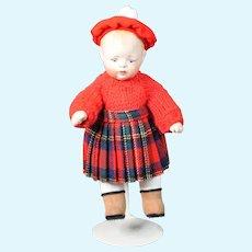 NIADA Artist Susan Dunham OOAK Doll Original Marked