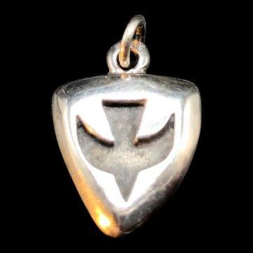 James Avery Dove Shield