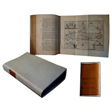 Olfert DAPPER 1702 - Description exacte des Isles de l'Archipel Ed. Georges Gallet