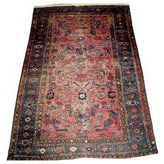 Hamadan Oriental Persian Rug