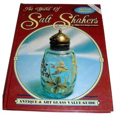 Vintage book, The World Of Salt Shakers, second edition, 1996