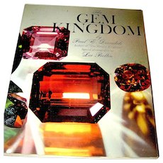 Vintage book, The Gem Kingdom, Boltin, 1971