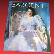 Vintage Book, Sargent by Radcliffe, 1982