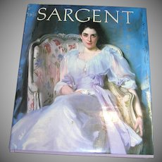 Vintage Book, Sargent by Radcliffe, 1982